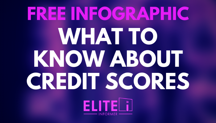 FREE Infographic - What to Know About Credit Scores