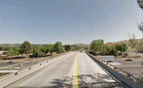 A 5 Lane Bridge to Old Agoura