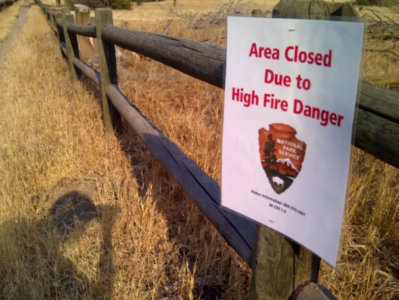 Agoura Responds to Fire Threat