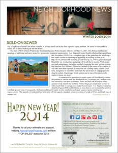 Nona Green Amp Associates Westlake Village Ca Real Estate Winter 2014