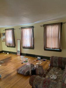 Dream Home Realty Llc Mashpee Ma Real Estate Front Room 3 Windows Old