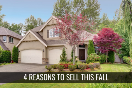 reasons to sell this fall