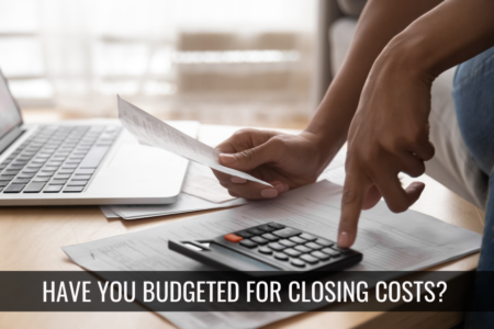 budget for closing