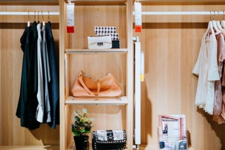 Storage Tips for a Small Closet